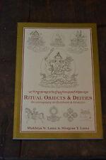Handbook Ritual Objets & Deities An Iconography on Buddhism & Hinduism .