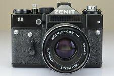 Zenit 11 Fotocamera Meccanica Ob.Helios 58mm F 1:2 Made in USSR 1990s