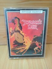 Dragons Lair - Commodore 64/128 Cassette - Tested And Working