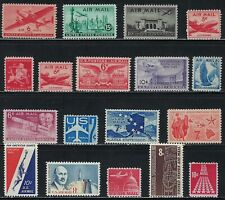 USA - Older MNH Airmail Stamps.....................................# 0126