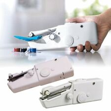 Mini Portable Stitch Home Handheld Hand Held Cordless Clothes Sewing Machine @I