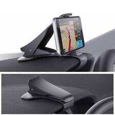 Clip de montaje de HUD móvil en salpicadero de coche, pinza universal de Móvil