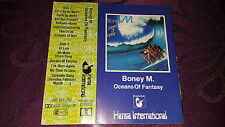 Musikkassette Boney M. / Oceans of Fantasy - Album 1979