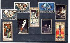 Emiratos Árabes Espacio Misiones Espaciales (BV-245)