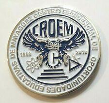 50 Aniv CROEM 1968 - 2018 UNIVERSIDAD de PUERTO RICO MAYAGUEZ University Medalla