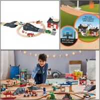 Playtive New Train And Road Control Room Set.🎁