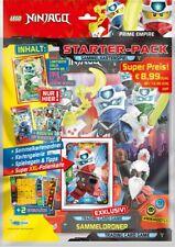 Lego® Ninjago™ Serie 5 Trading Card Game Starterpack Sammelmappe Starter Set