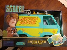 ✅ 🚌 Scoob! The Mystery Machine Van Lights Sounds Scooby Doo BRAND NEW RARE TOY