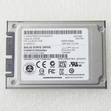 NEW 1.8'' 256GB MICRO SATA SSD REPLACE MK2529GSG For HP 2530P 2730P 2740P‏