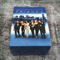 Friends Complete Series Seasons 1-10 DVD brand new & sealed Ships Priority Mail