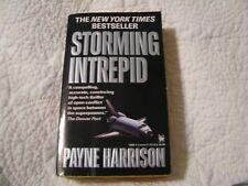 Storming Intrepid by Payne Harrison (1990, Paperback)