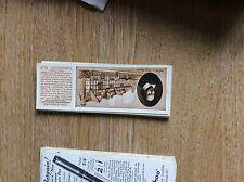 M12c Ty-phoo typhoo Tea card himes of famous men no 18 shakespeare