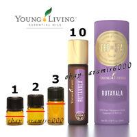 Young Living RutaVaLa Essential Oil SAMPLES 1mL 2mL 3mL 4mL SAMPLES RARE