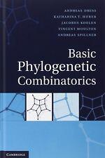 Basic Phylogenetic Combinatorics, Spillner, Andreas, Moulton, Vincent, Koolen, J