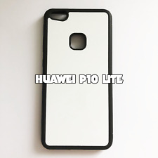 2D Rubber Sublimation Blank Case for Huawei P10 Lite