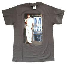 MA$E MASE 1998 Grey T Shirt Large New Official NOS Vintage Hip Hop Bad Boy
