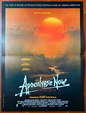 Affiche APOCALYPSE NOW REDUX Francis Ford Coppola MARLON BRANDO Vietnam 40x60cm