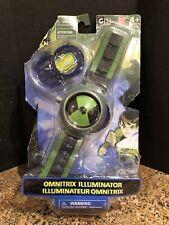 Ben 10 toy watch Alien viewer projector Omnitrix Illuminator Damage Package 2009