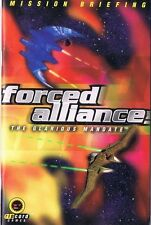 Forced Alliance:The Glarious Mandate (PC, 1997) W/ Manual Free USA Shipping!