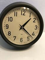 "Vintage Martha Stewart Everyday MSE Large Classic Wall Clock Martha 11"" Inches"