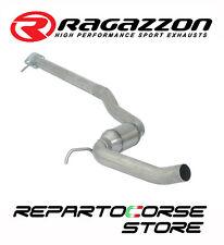 RAGAZZON SCARICO CENTRALE INOX ALFA ROMEO 156 2.4JTS 122kW 166CV 03/2002►