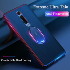 For Xiaomi Mi 9T Pro Shockproof Ultra Thin Magnetic Car Ring Holder Case Cover