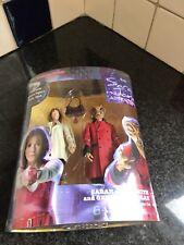 Doctor Who- Sarah Jane and General Kudlak Action Figure Set