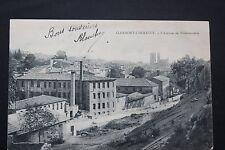 Carte postale ancienne CPA CLERMONT-L'HERAULT - L'Avenue de Villeneuvette