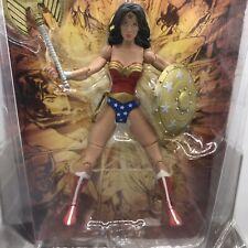 Wonder Woman Dc Universe Classics Despero Baf Wave 6 Sealed Card Diana Prince 6�
