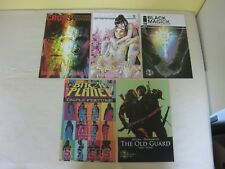 IMAGE COMICS PRIDE MONTH VARIANT SET OF 5 DIFFERENT BOOKS - HIGH GRADE - NM!