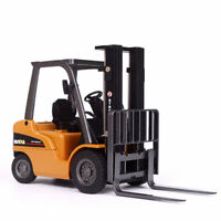 1:50 Scale Forklift Truck Alloy Model Car Diecast Miniature Collection Gift