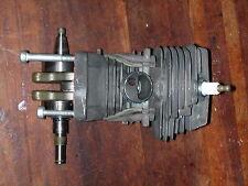 Stihl MS271 Piston w/Cylinder crankshaft, OEM, off New Saw, non-EZ Start version