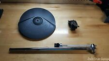 Roland CY-8 Dual Trigger V-Drum Cymbal Pad w/Boom Arm & Gibraltar Clamp XY41202
