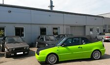 VW Golf 3 Cabrio Capot avec Directives Matière neuf