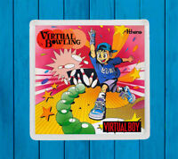 VIRTUAL BOWLING NINTENDO VIRTUAL BOY FRIDGE MAGNET IMAN NEVERA