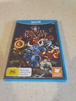 Shovel Knight Nintendo Wii U