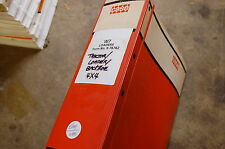 CASE W7 Front end Wheel LOADER Service Repair Manual book shop overhaul backhoe