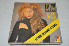 "Taylor Dayne - Tell it to my heart Remix -Pop 80er 80s -12"" Maxi Single Vinyl LP"