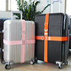 Adjustable travel Luggage Strap Suitcase Belt Travel Holiday Strap Protector New
