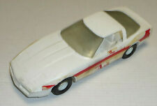 """Vintage 1982 Ertl A-Team """"Face"""" Chevy Corvette 12"""" Plastic Car"""
