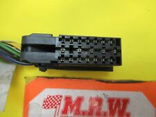 Master Window Switch Wire Plug Connector Sun Roof Sunroof Glass Button Saab 900