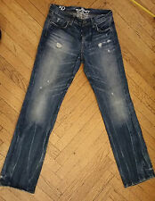 Cool EMERALD RICE J distressed jeans (Seven For All Mankind), Women's Size 30
