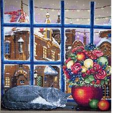 Merejka Cross Stitch Kit - Winter Dream