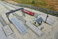 WALTHERS CORNERSTONE HO SCALE PIGGYBACK RAMPS KIT 933-4048