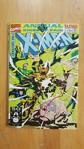 The Uncanny X-Men Annual, #15 (1991, Marvel Comics) High Grade. Kings of Pain
