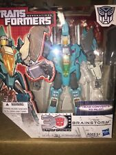 Transformers Generations Action Figure IDW Voyager Class BRAINSTORM Gift