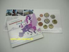 *** EURO KMS LUXEMBURG 2011 BU Kursmünzensatz 2 x 2 EUR Coin Set Münzen ***
