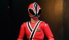SH Figuarts Power Rangers Samurai Red Shinkenger Shinken Red Action Figure