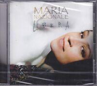 CD ♫ Audio MARIA NAZIONALE • LIBERA nuovo sigillato