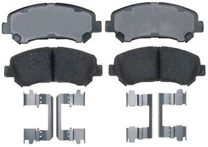 Frt Ceramic Brake Pads  ACDelco Professional  17D1338CH